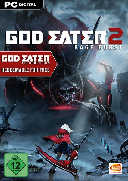 God Eater 2 Rage Burst MULTi6 – x.X.RIDDICK.X.x