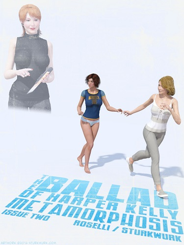 SturkWurk - The Ballad of Harper Kelly Chapter 2