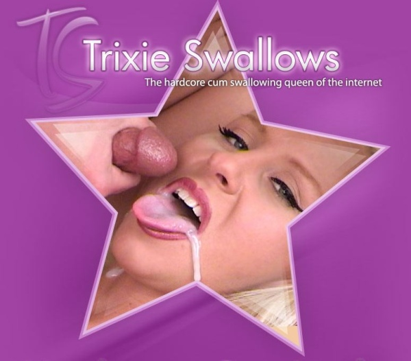 Trixie Swallows - Siterip Cover