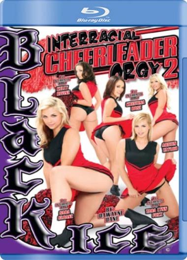 Interracial Cheerleader Orgy 2 (1080p)   Cover