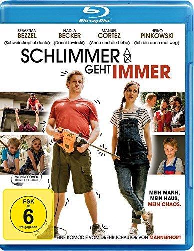 Schlimmer geht immer 2016 German 1080p BluRay x264 - SpiCy