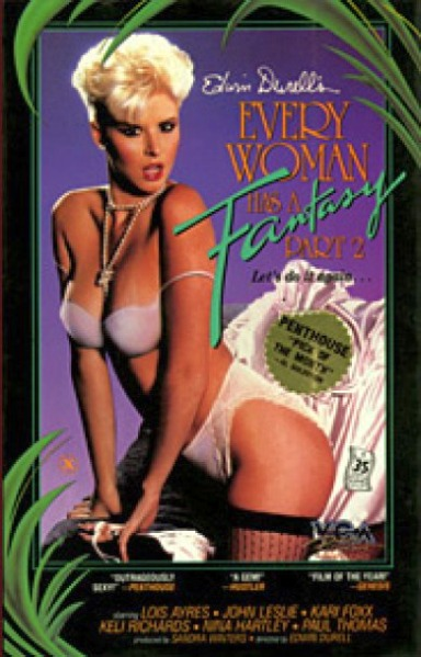 Every Woman Has A Fantasy 2 (1986) Cover