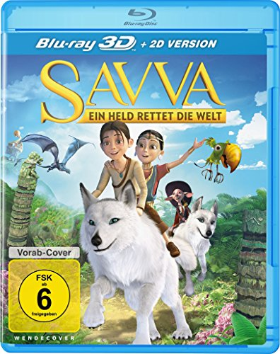 Savva Ein Held rettet die Welt 2015 German 720p BluRay x264 - MoviEiT