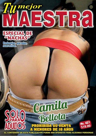 Tu Mejor Maestra 421 2017 Cover