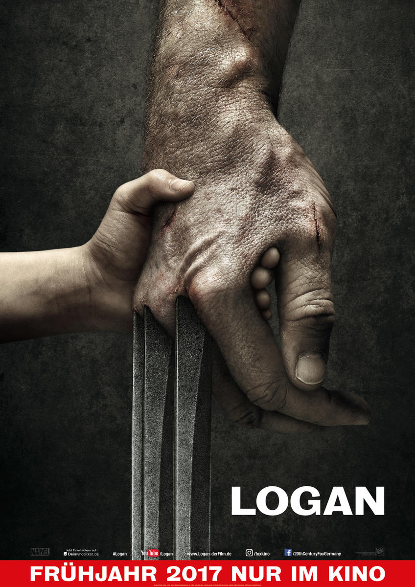 Z9eecfdh in Logan The Wolverine 1080p x264 DTS.5.1 Yelloman