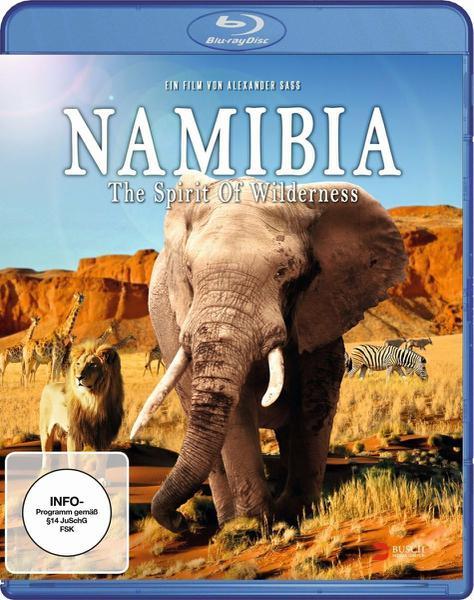 Namibia The Spirit of Wilderness German dl doku 1080p BluRay x264 UTOPiA