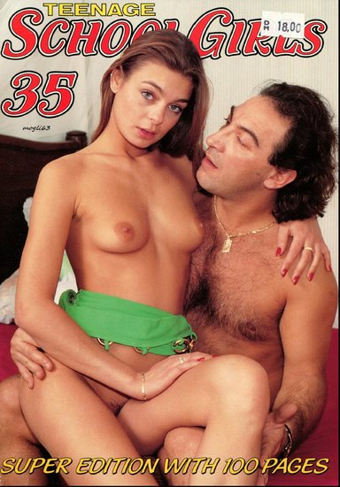 Teenage School Girls 35 Cover