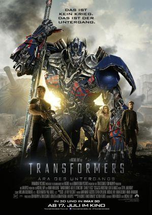 Transformers 4 Aera des Untergangs German 2014 Pal Dvdr iNternal-CiA
