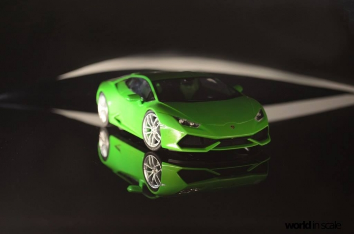 Lamborghini Huracán LP 610-4 - 1/24 by Aoshima 5itvd6ok