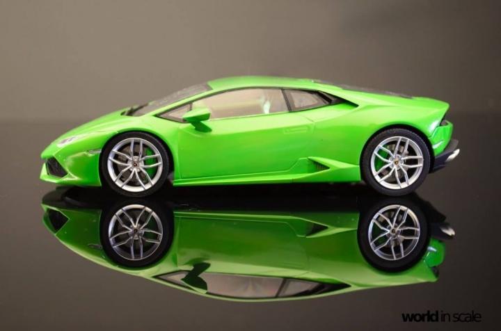 Lamborghini Huracán LP 610-4 - 1/24 by Aoshima Daxerl5q