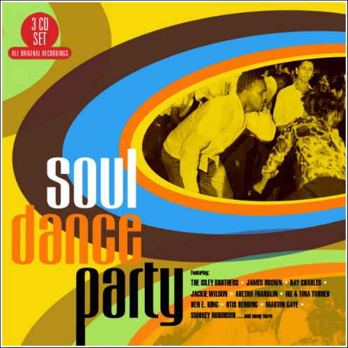 Soul Dance Party: The Absolutely Essential (3CD, 2017)
