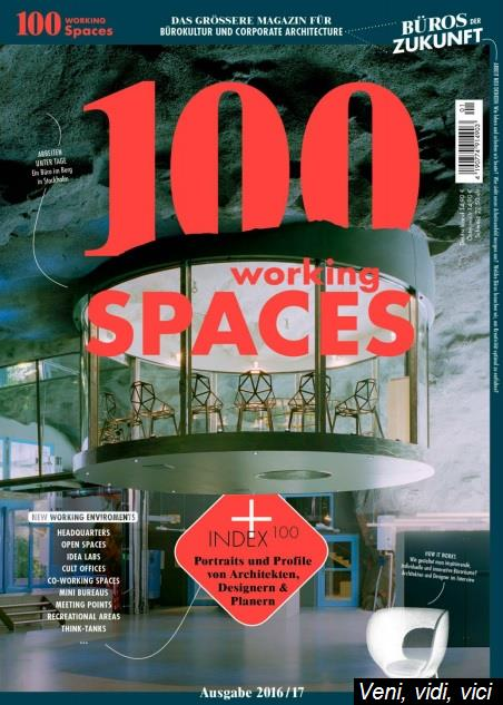 100 Working Spaces 20162017