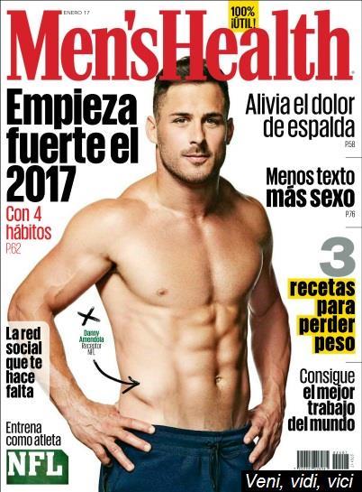 Men.s.Health.Latinoamerica.Enero.2017