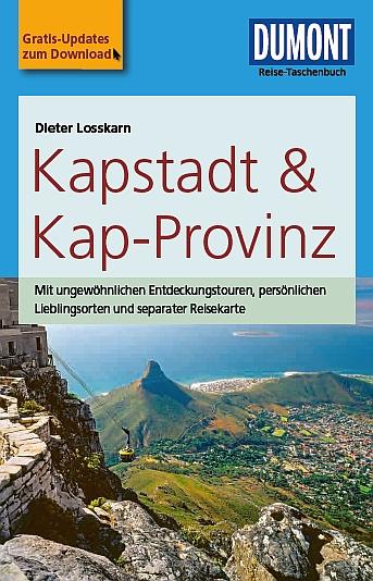 Dumont - Reise-Taschenbuch - Kapstadt & die Kap-Provinz