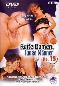 Reife Damen, Junge Manner #15 Cover