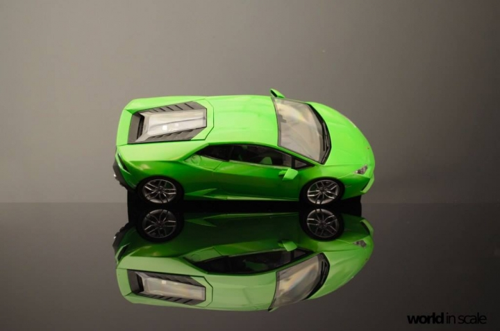 Lamborghini Huracán LP 610-4 - 1/24 by Aoshima Ts3ymp7s
