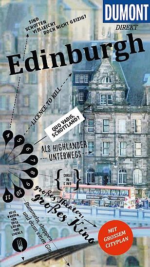 Dumont - Direkt-Reiseführer - Edinburgh