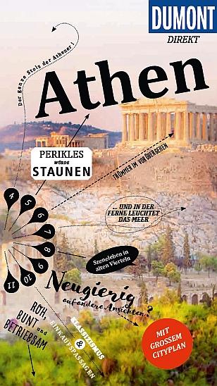 Dumont - Direkt-Reiseführer - Athen