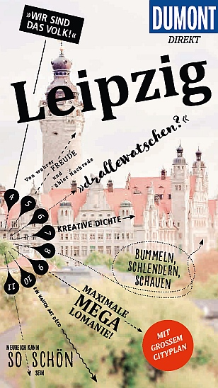 Dumont - Direkt-Reiseführer - Leipzig
