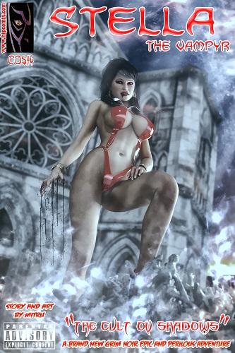 Mitru - Stella The Vampyr - Cult Ov Shadows 4