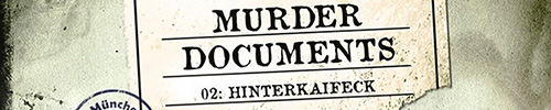Murder Documents 02 Hinterkaifeck