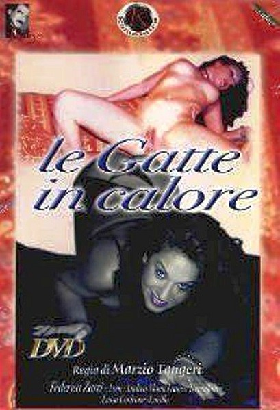 Le Gatte in Calore Cover