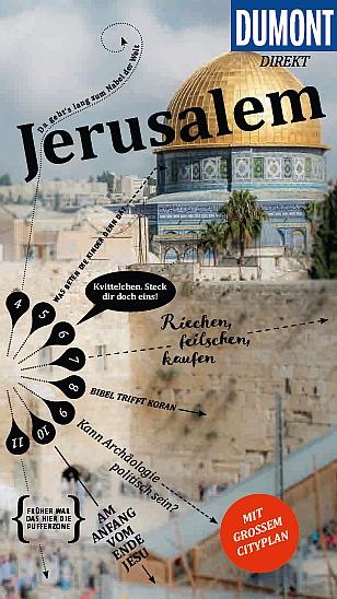 Dumont - Direkt-Reiseführer - Jerusalem