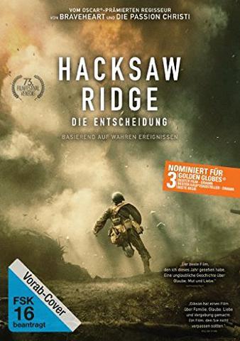 Hacksaw Ridge - Die Entscheidung (2016)