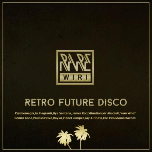 Retro Future Disco (2016)