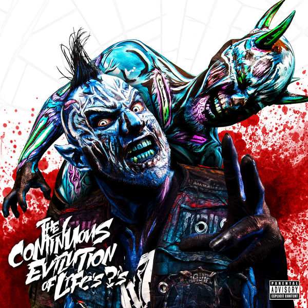 Twiztid – The Continuous Evilution of Life's ?'s (2017) Free Album