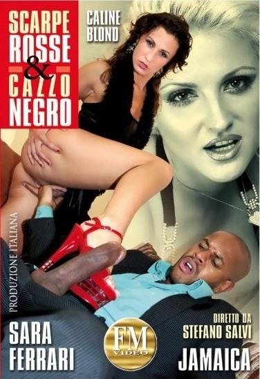Scarpe Rosse & Cazzo Negro Cover