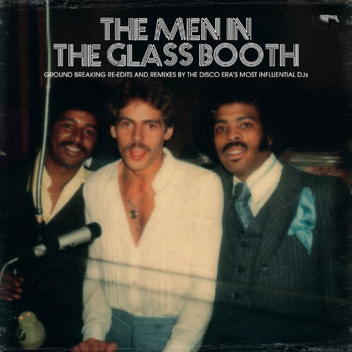 The Men In The Glass Booth (2017)