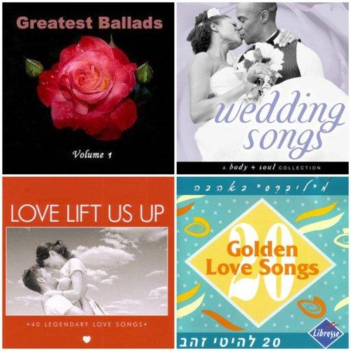 The Best Of Love Songs Collection 25 CD 1988 2010