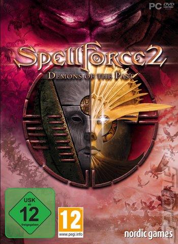 Spellforce 2: Demons of the Past Deutsche  Texte, Untertitel, Menüs, Videos, Stimmen / Sprachausgabe Cover