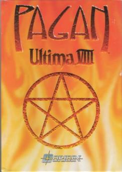 Ultima VIII: Pagan Deutsche  Texte, Untertitel, Menüs, Videos, Stimmen / Sprachausgabe Cover