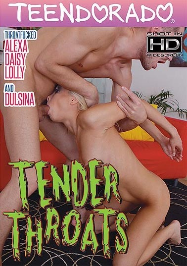 Tender Throats Cover
