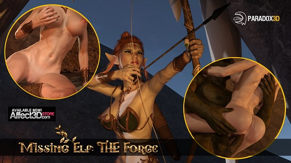 Paradox3D - Missing Elf - The Forge