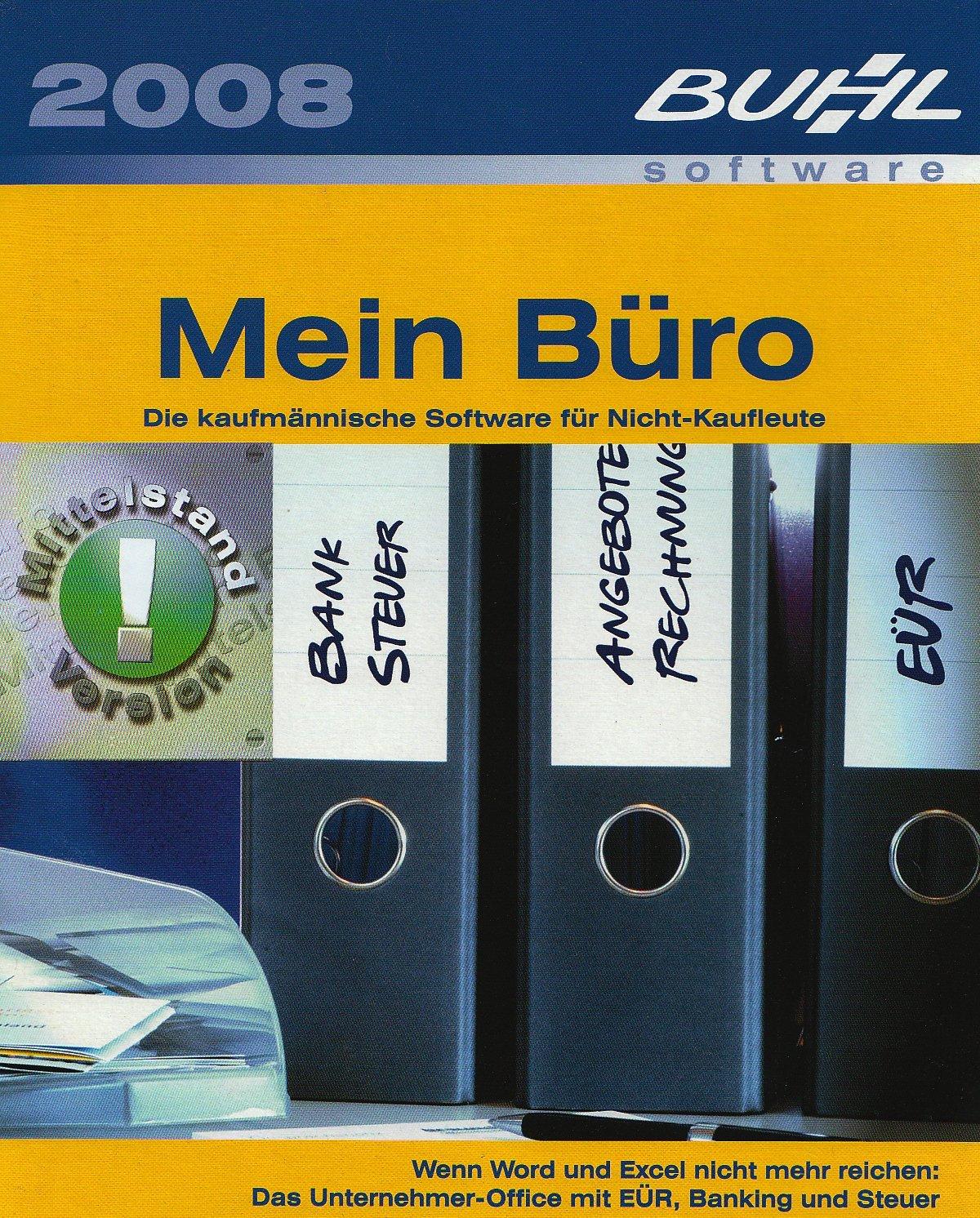 : Wiso Mein Buero 2008