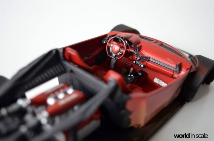 "FERRARI 458 ""LIBERTY WALK"" (LB PERFORMANCE) -  1/24 by Fujimi, Hobby Design Nxi47h3t"