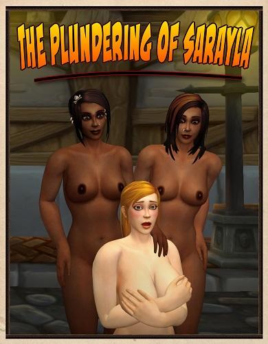 Shikron - The Plundering of Sarayla