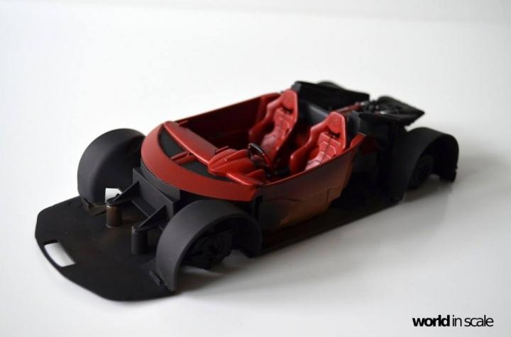 """FERRARI 458 """"LIBERTY WALK"""" (LB PERFORMANCE) -  1/24 by Fujimi, Hobby Design Rr55il2x"""