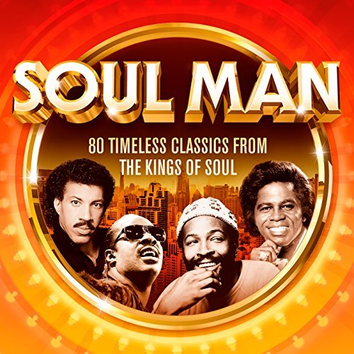 Soul Man: 80 Timeless Classics From The Kings Of Soul (4CD, 2017)