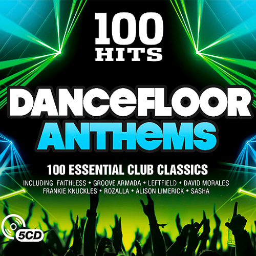 100 Hits Dancefloor Anthems (2016)