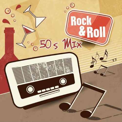 Rock And Roll 50s Mix (2016)