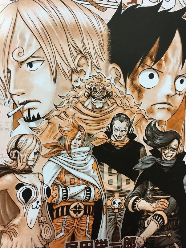 One Piece Band 84 O5uepndi