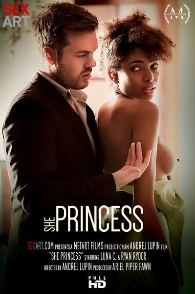 Luna Corazon - She Princess