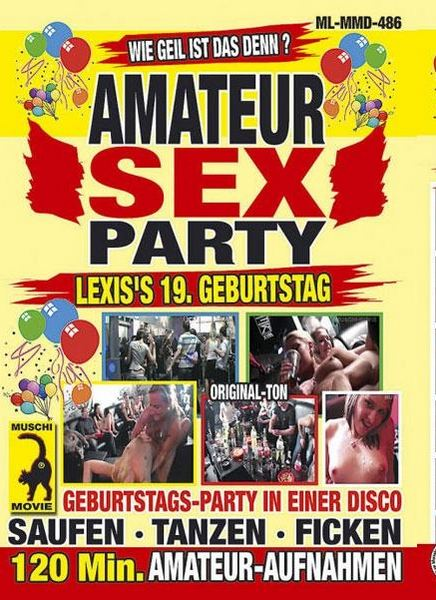 Amateur Sex Party 1
