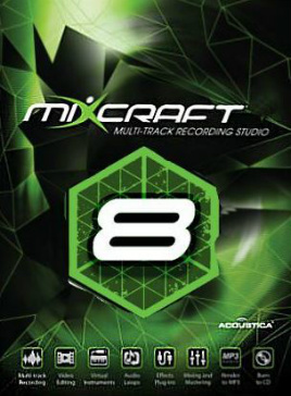 download Acoustica Mixcraft Pro Studio v8.0.373 Multilingual Incl Keymaker-CORE