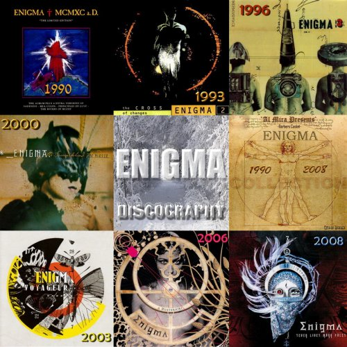 Enigma Complete Discography 1990 2010