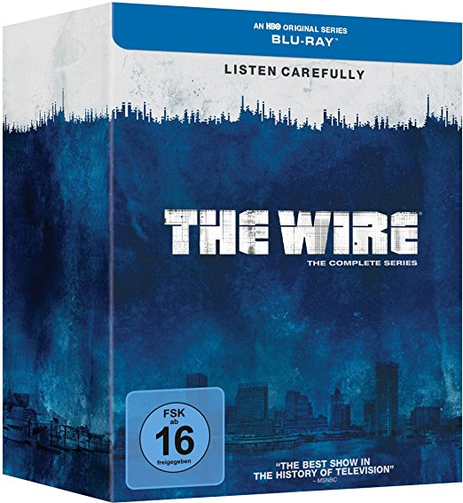 The Wire S01-S05 Complete German Dl 720p BluRay x264-iNtentiOn